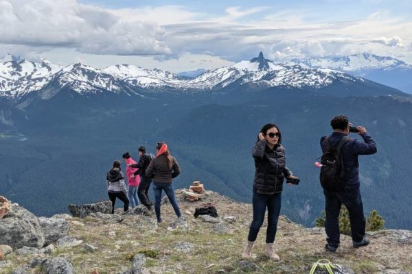 tour a canada natural naturaleza whistler peak to peak blackcomb whistler village (6)